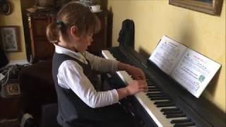 Первые уроки фортепиано для детей
