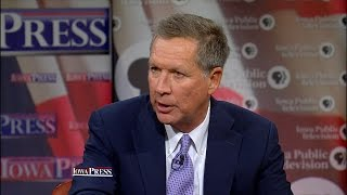 Kasich: Medicaid's not gonna be privatized