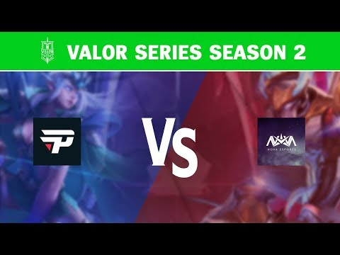 Valor Series Season 2 Week 1 VODs & Highlights