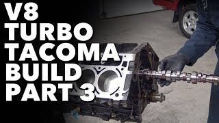 LSX V8 Turbo Tacoma - Project Firebolt Part 3