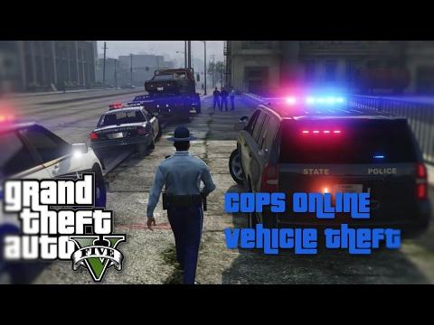 COPS ONLINE - MORE AT PLAY FiveM Multiplayer GTA V