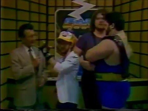 CWA (Memphis) Championship Wrestling-March 28, 1987 (Studio Show-Paul E. & Sid's Memphis Debut)