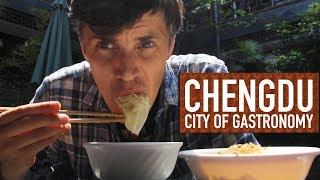 Long Chao Shou (wontons!) // Chengdu: City of Gastronomy 32