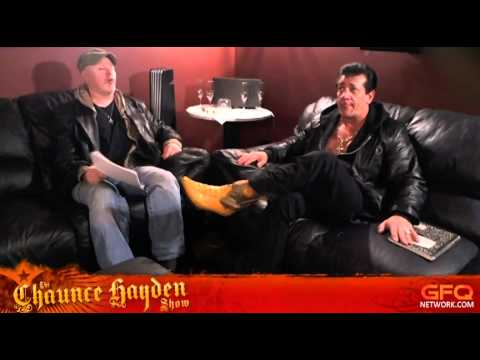 The Chaunce Hayden Show Ep. 18 - Chuck Zito Interview 2-29-1.2