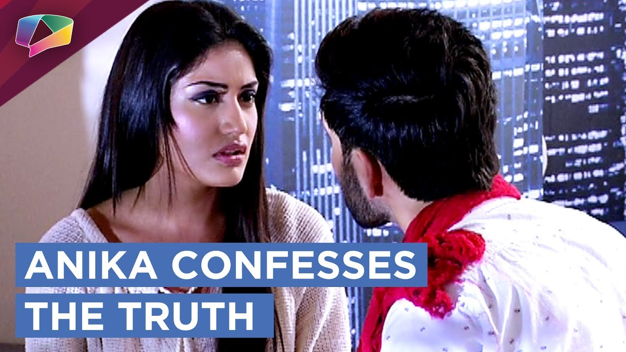 Anika Confesses About The Divorce Truth And Her Love To Shivaay | Ishqbaaaz