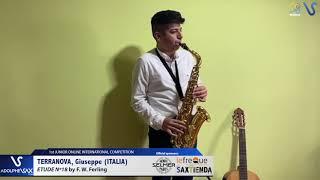 Giuseppe Terranova – Etude Ferling 18