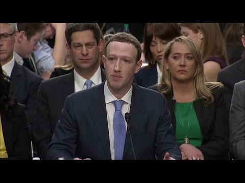 """Mark Zuckerberg on Russian manipulation of Facebook: """"This is an arms race"""""""