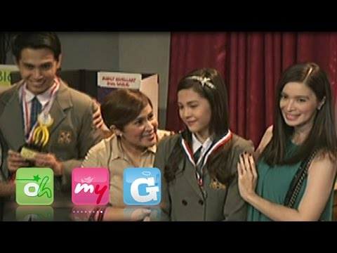 Oh My G!: Awarding