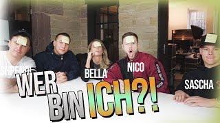 WER BIN ICH? Mit Nico, Bella, Sascha und Shpendi
