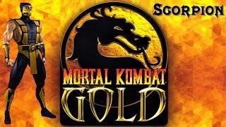 Scorpion - Mortal Kombat Gold HD/60 fps Playthrough