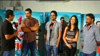 Up close and personal with cast and crew of Vicky Donor