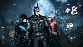 #8 Batman Arkham Knight | Готэм в Шквальном Ливне и дело Фриза
