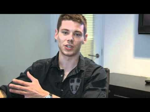 Syfy - Red Faction: Origins - Brian J. Smith Interview