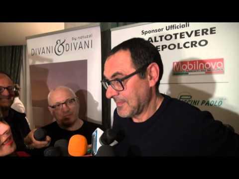 Clessidra d'Oro a Maurizio Sarri