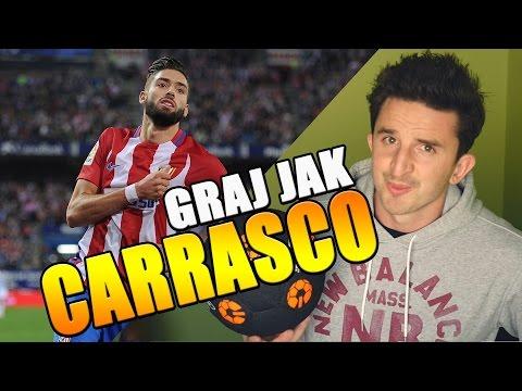 Graj jak Carrasco! #TRENUJzKRZYCHEM | odc.82