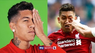 EXCLUSIVE Roberto Firmino on improving at Liverpool and fearing going blind after eye injury