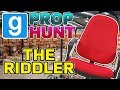 The Riddler (Garry's Mod Prop Hunt)
