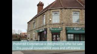 3089 - Convenience Store and Off Licence For Sale Conisbrough South Yorkshire