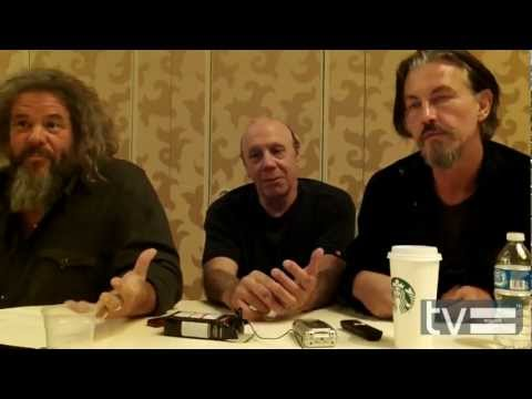 Sons Of Anarchy Season 5: Mark Boone Junior, Dayton Callie & Tommy Flanagan