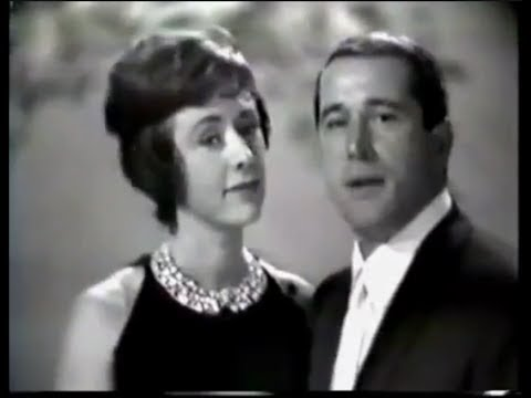 Perry Como & Caterina Valente Live - I've Got A Feeling You're Fooling