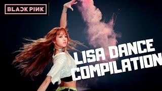 BLACKPINK LISA DANCE COMPILATION