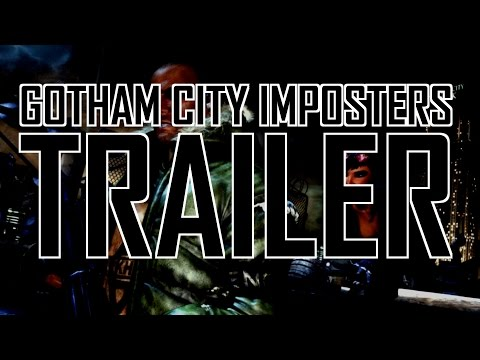 Gotham City Imposters trailer