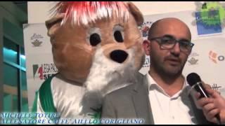 29-12-2013: Intervista a Michele Totire nel post Matera-Corigliano 3-2