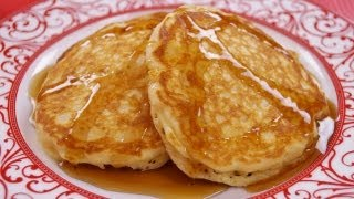 Pancakes Recipe: How To Make Pancakes: Mom's Best From Scratch: Di Kometa-Dishin' With Di Recipe #63