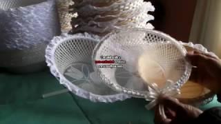 Como decorar tortilleros