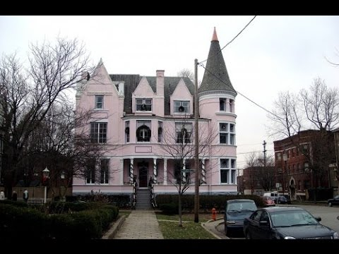 Real Haunted Houses The Pink Palace Louisville Kentucky