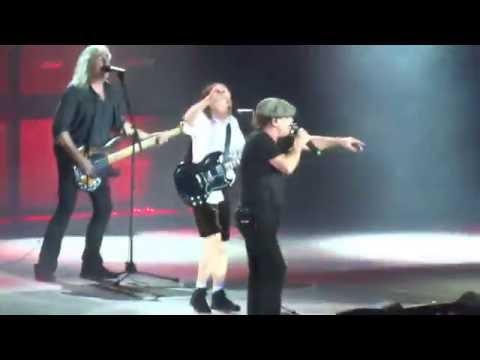 AC/DC - T.N.T. HD - Los Angeles, Dodger Stadium, September 28, 2015 Rock Or Bust Tour