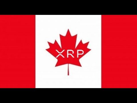 Ripple XRP Hodlers Are About To Love Canada
