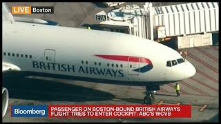 Passenger Reportedly Restrained on British Airways Flight