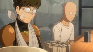 Mumen Rider and Saitama thumbnail