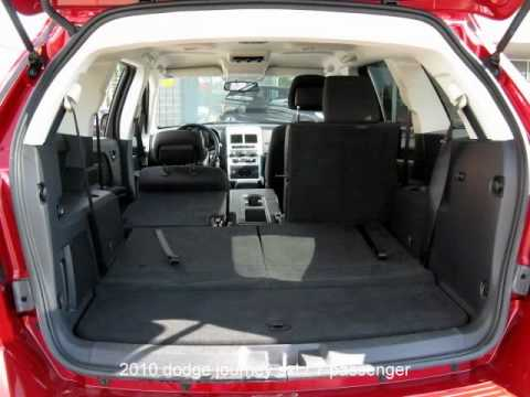 Dodge Journey Sxt Passenger Suv Youtube