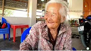 """Bài thơ """"con cò"""" của ngoại 93 tuổi, nghe thật xót xa"""