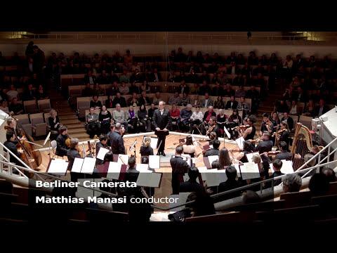 Smetana: The Moldau / Manasi · Berliner Camerata / Philharmonie Berlin
