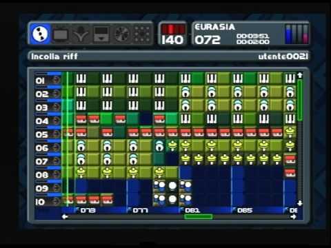 Eurasia - music 2000 playstation