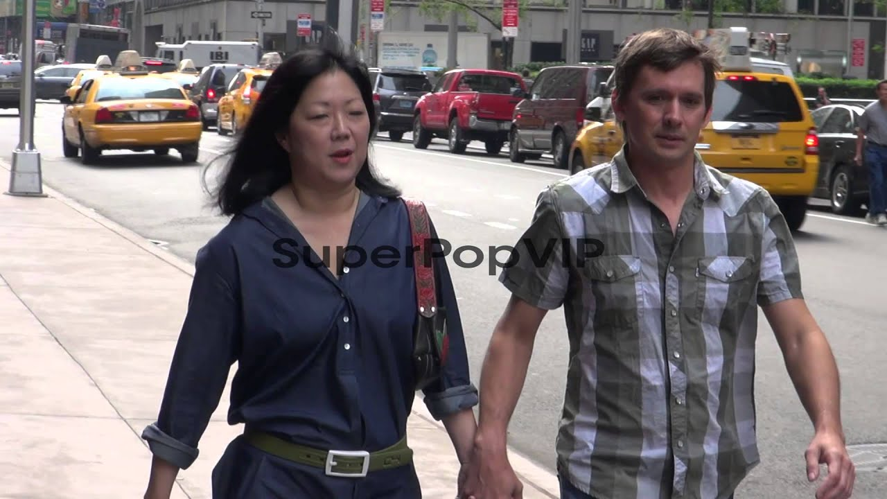 Margaret Cho And Husband Al Ridenour