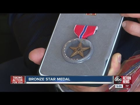 Bronze Star awarded to local soldier