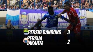 Video [Pekan 23] Cuplikan Pertandingan Persib Bandung vs Persija Jakarta, 23 September 2018 download MP3, 3GP, MP4, WEBM, AVI, FLV September 2018