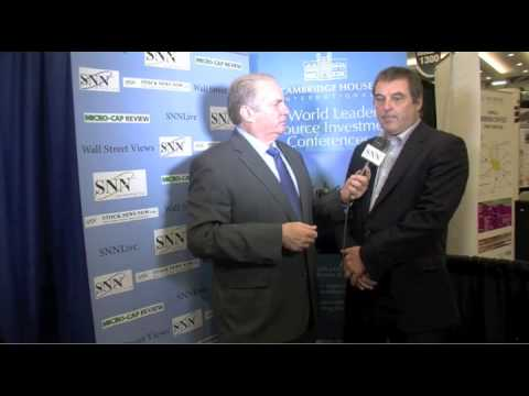 SNNLive with Dr. Chris Wilson, CEO of Hunter Bay Minerals