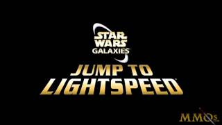 Star Wars Galaxies - Jump to Lightspeed Expansion Trailer
