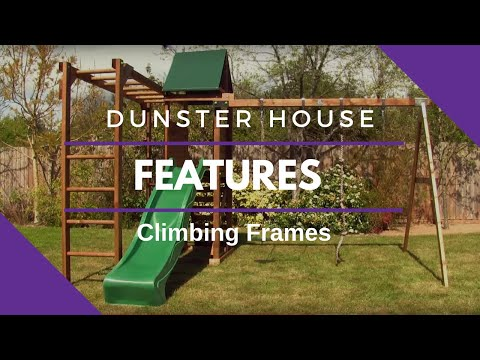 Climbing Frame Features