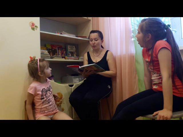 Изображение предпросмотра прочтения – ЮлияКолдомасова читает произведение «Терёшечка» (Русский фольклор )
