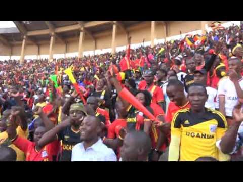 Uganda Cranes wins Comoros 1-0 @ Namboole stadium.