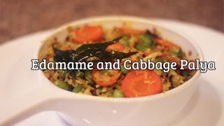 Delicious, Protien Rich Edamame Curry