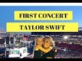 HER FIRST CONCERT TAYLOR SWIFT REPUTATION TOUR BOSTON