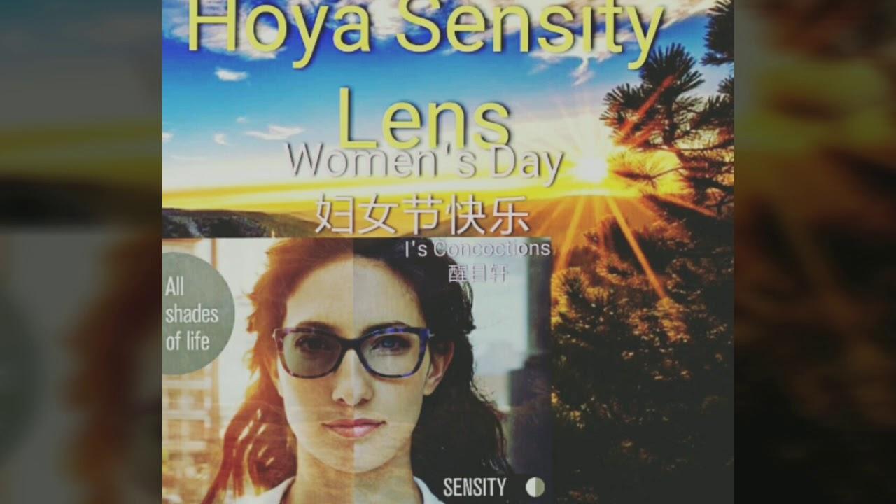 Hoya stellify single vision lens
