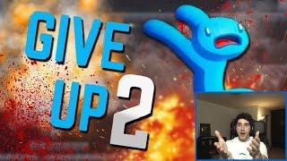 ME RETIRO DE ESTO! - Give Up 2 - [LuzuGames]